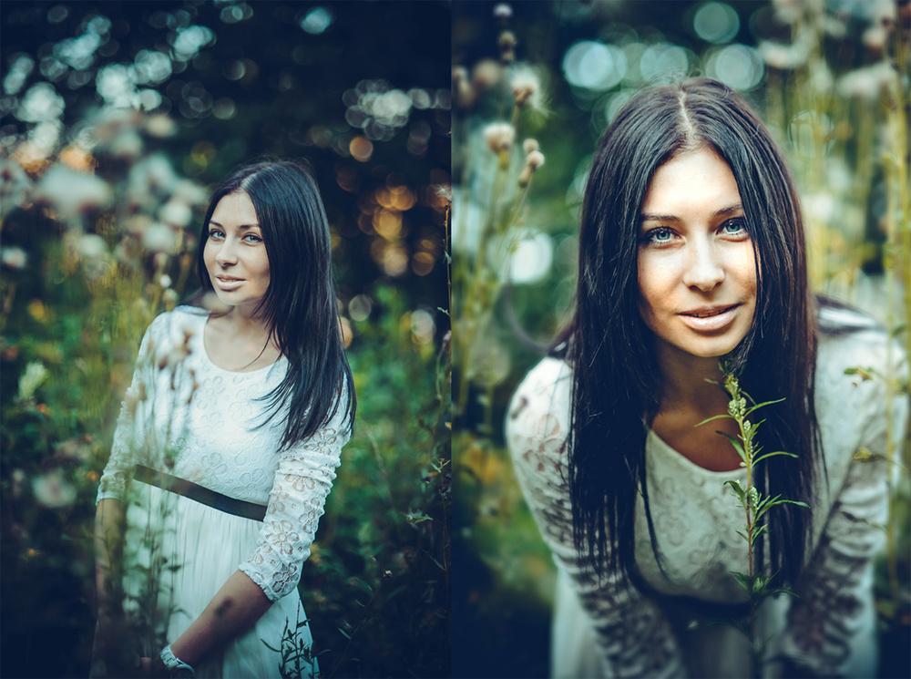 Портрет - Inga