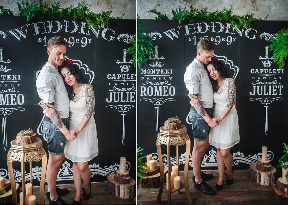Love Story - Romeo&Juliet - свадебная съемка