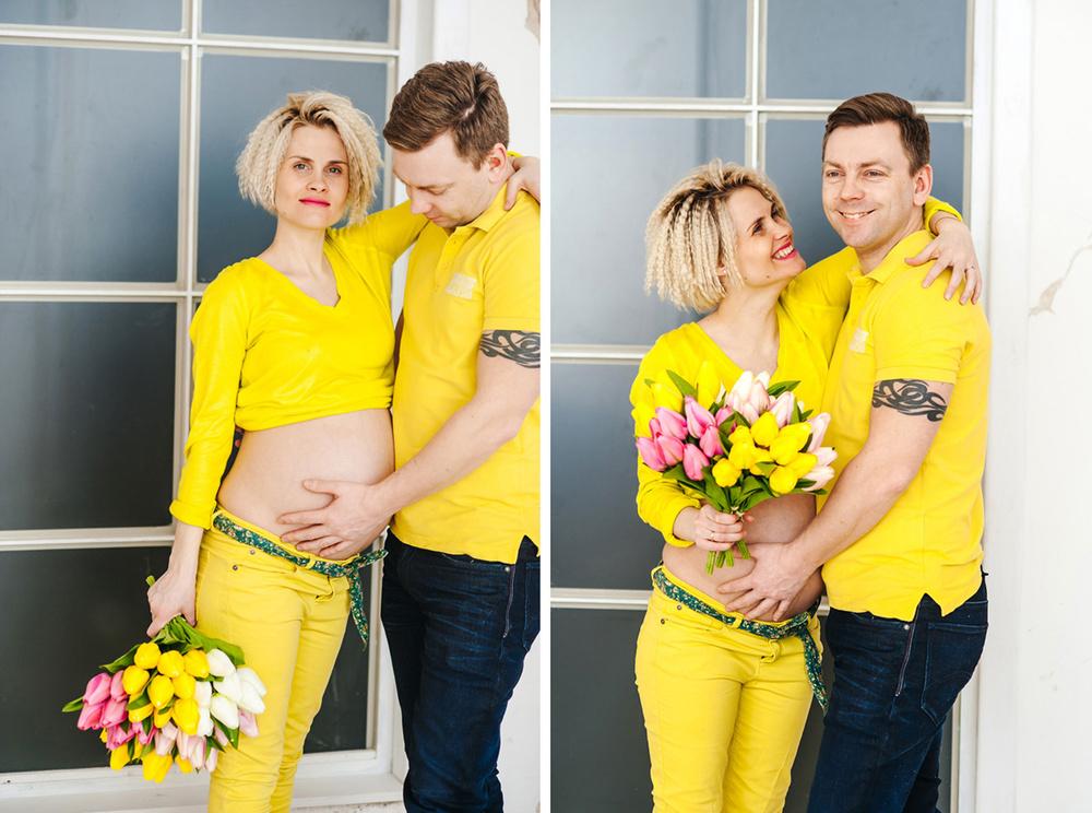 Беременность  - Вика - фотосъемка беременной