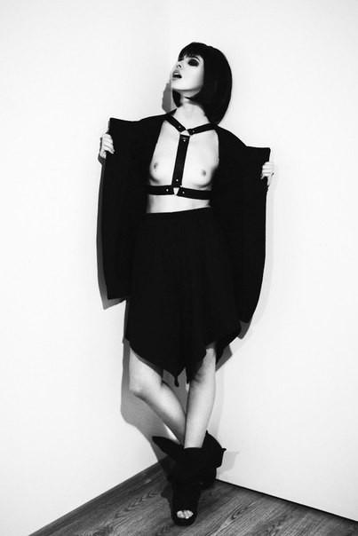 Photo Yukka Podolska/model Masha Syta