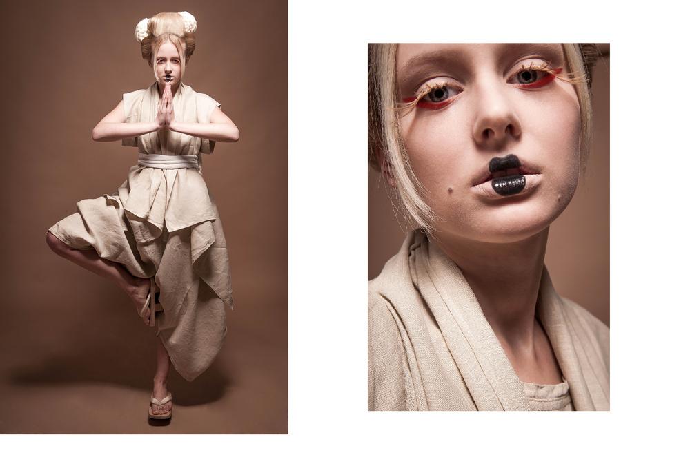 "Summer 2015 collection ""Geisha"""
