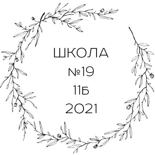 19 ШКОЛА 11 Б