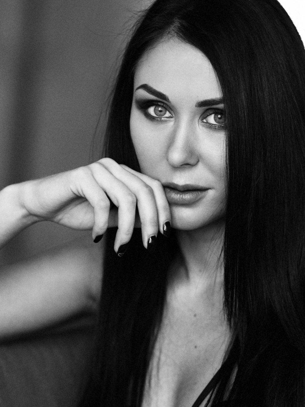 Evgeniya Prokopenko for RU.MODELmanagement