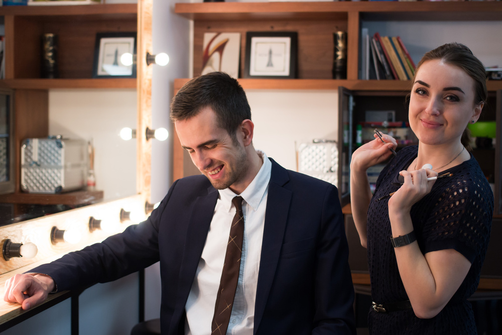 RU.MODEL make-up studio for Luxury events