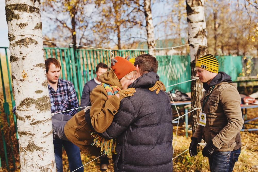 ТИМБИЛДИНГ СТАЛКЕР ДЛЯ КОМПАНИИ NGNIX 2015