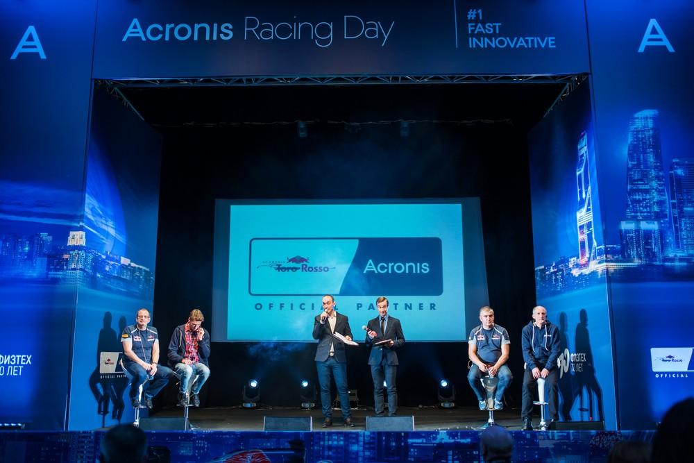 ACRONIS RACING DAY
