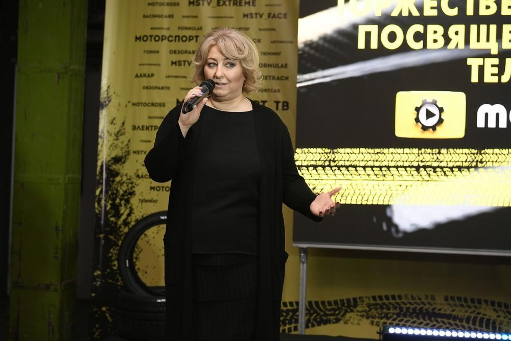 ПРЕЗЕНТАЦИЯ ТЕЛЕКАНАЛА МОТОРСПОРТ.ТВ