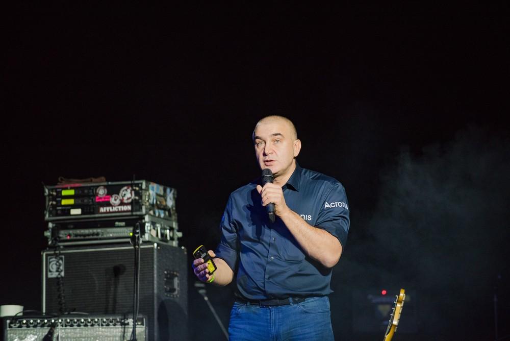 НОВОГОДНЯЯ ВЕЧЕРИНКА & ACRONIS VIRTUOZZO INNOVATION PARTY
