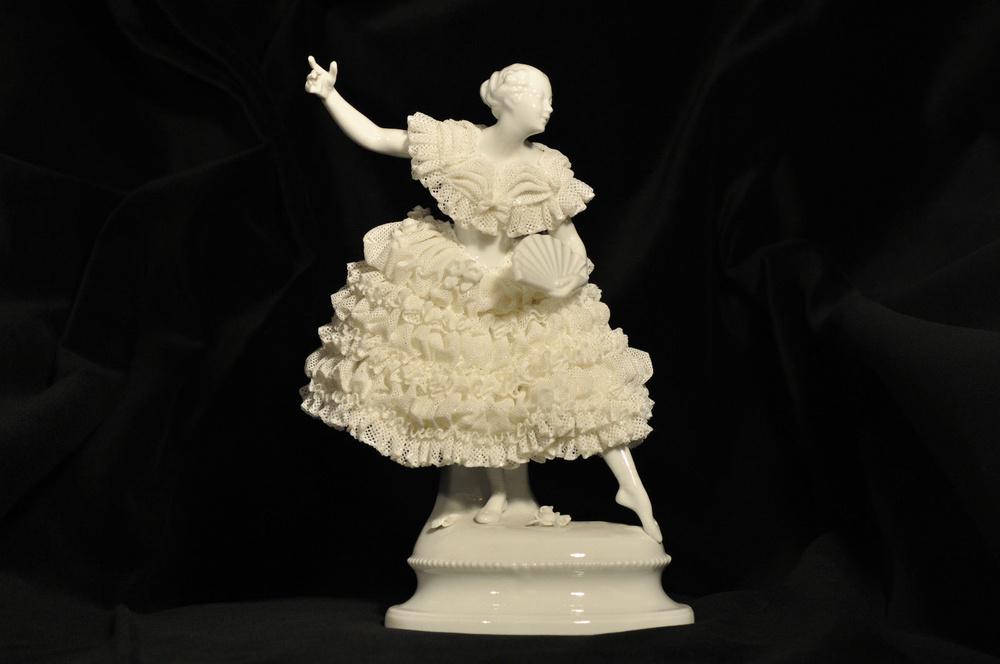 Балетная тема в фарфоре