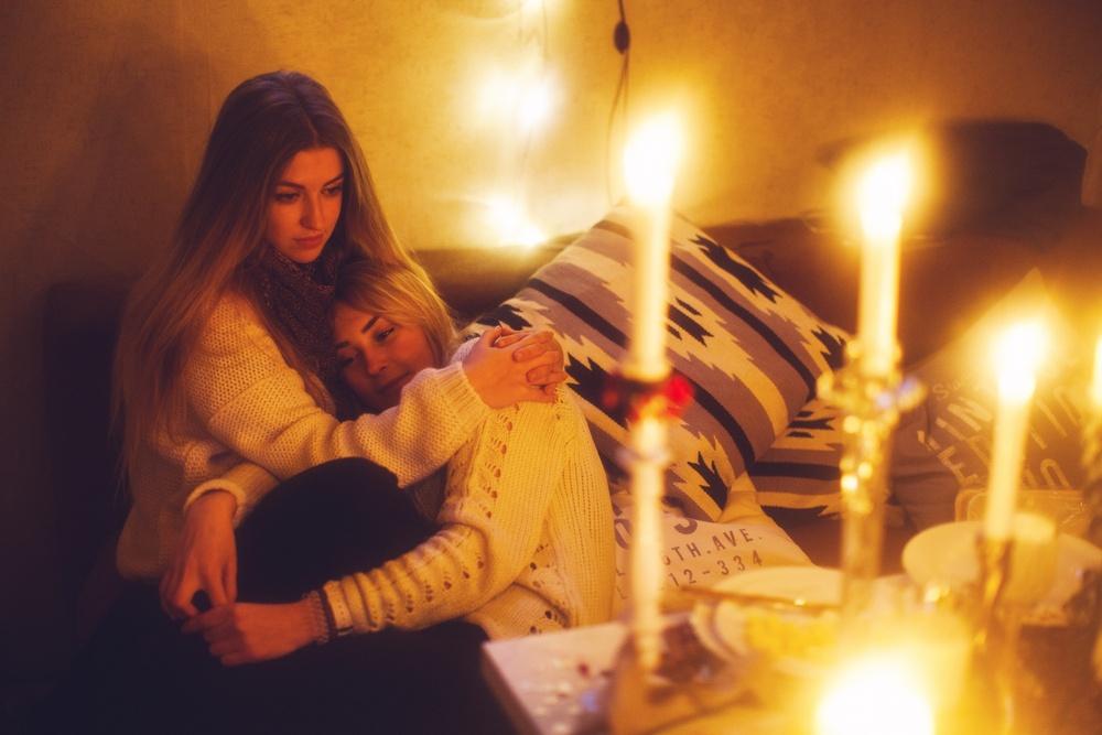 ПИКНИК | FUNNY LOOKING ANGELS