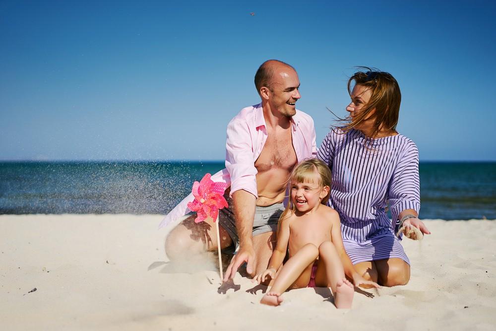 Алена, Дима и Таня