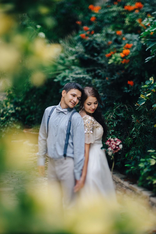 Тимур и Олеся