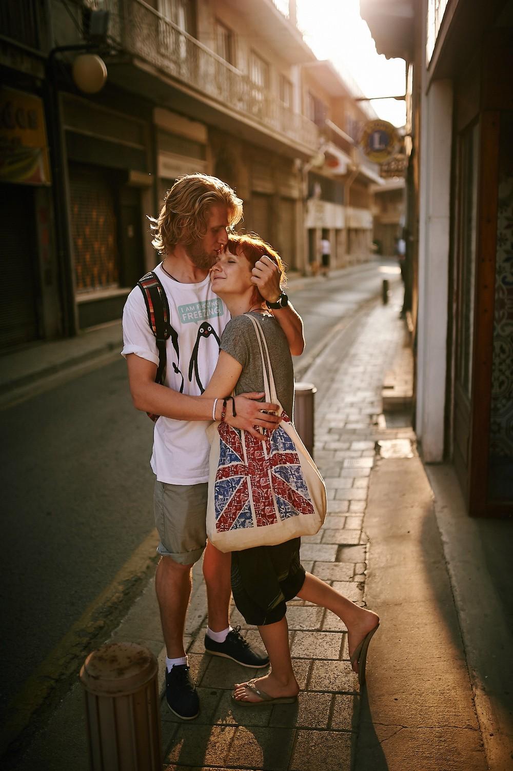 Романтические фотосессии