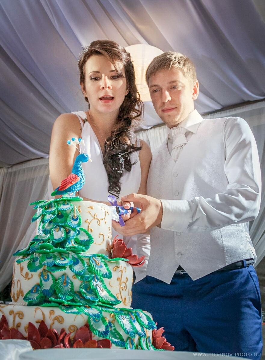 Даша и Виталий