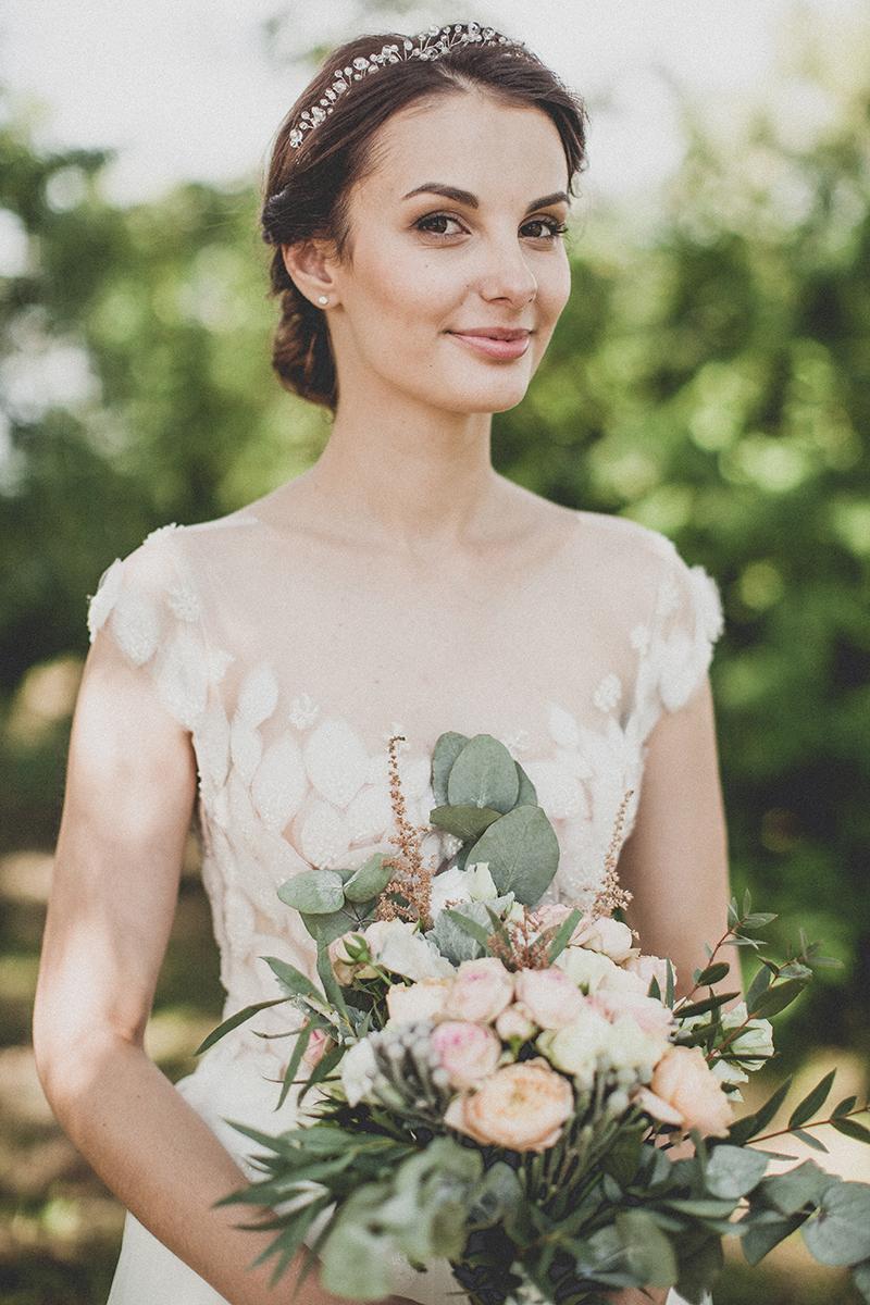 Макияж - Свадебный макияж - Примеры свадебного макияжа от визажиста Марии Красковской