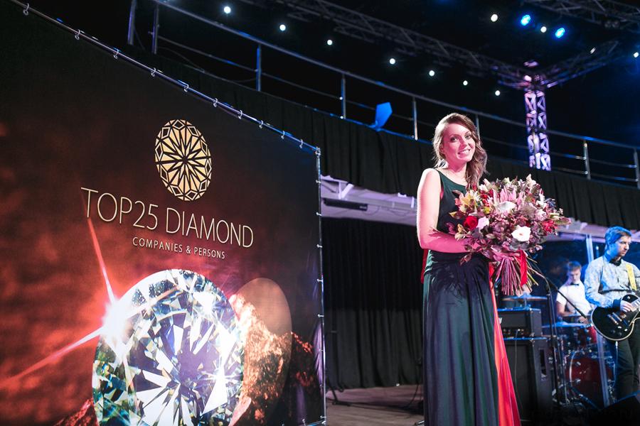 Top-25 Diamond Companies & Persons_