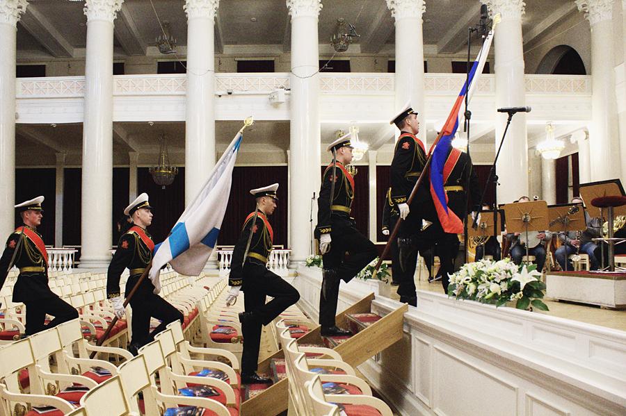 109 лет Подводному флоту России_