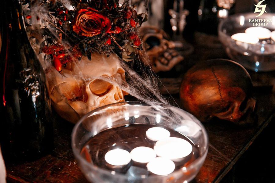 Halloween Казино Таро_