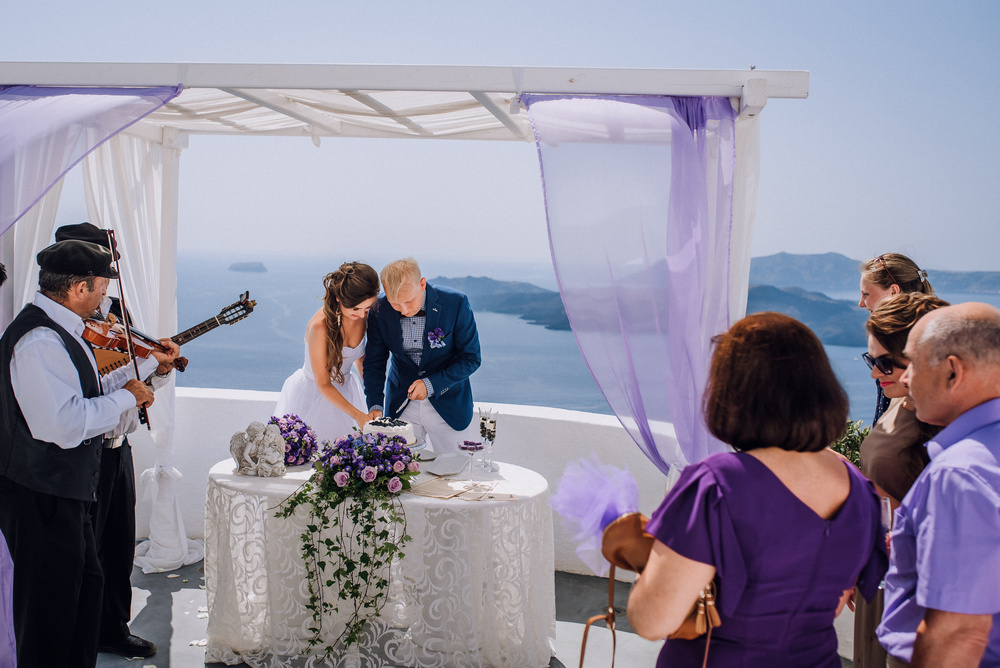 Emotional couple from Norway Luba & Nicholas