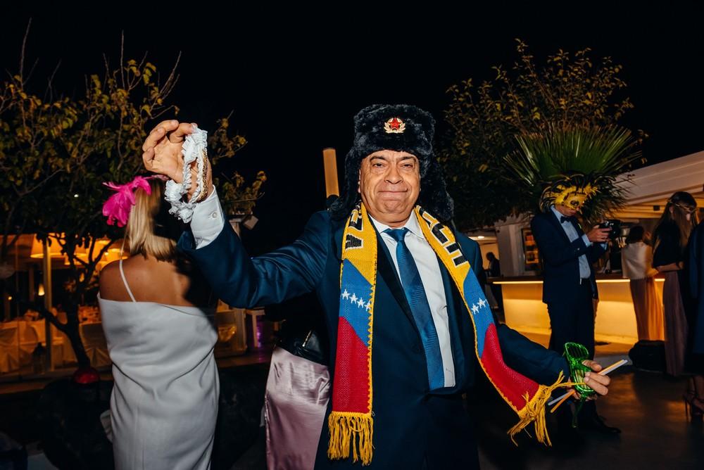 Jose & Natali from Venezuela