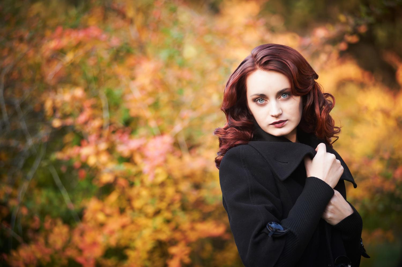 Анна. Осень