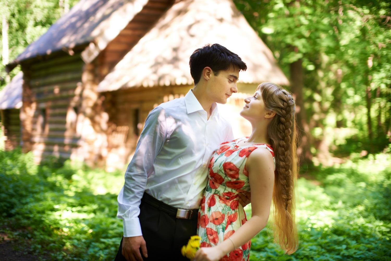 Элина и Александр
