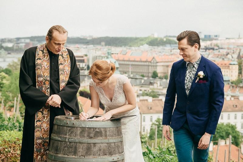 Nora & Oleg. Villa Richter(Prague)