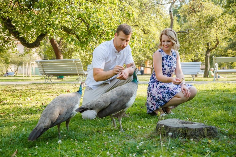 Mitch & Lauren