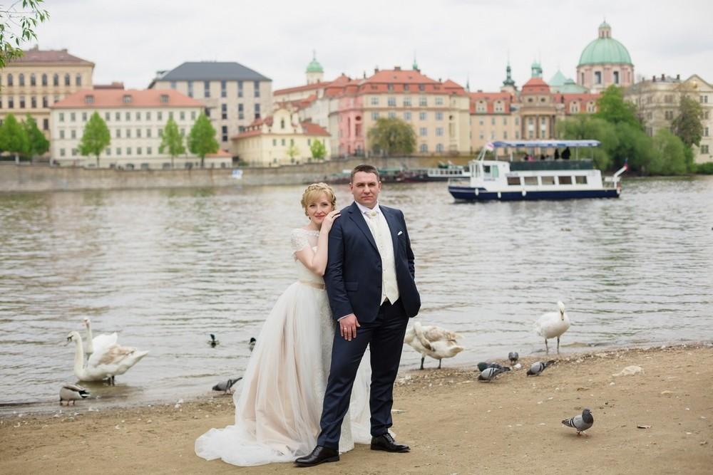 Alexander & Evgenia(Prague)