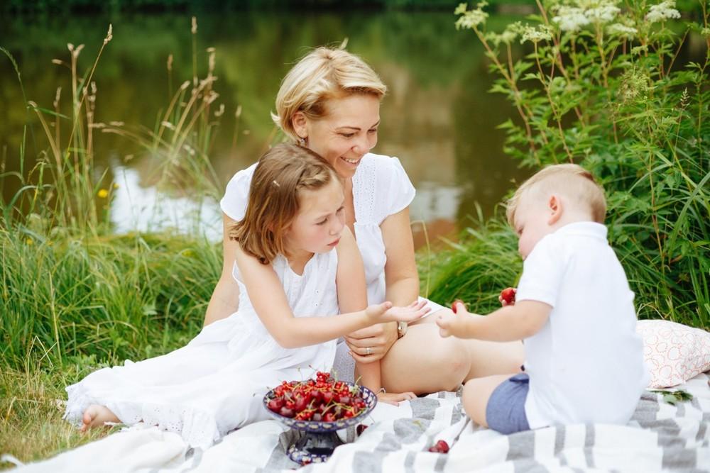 Family picnic(Plzen)