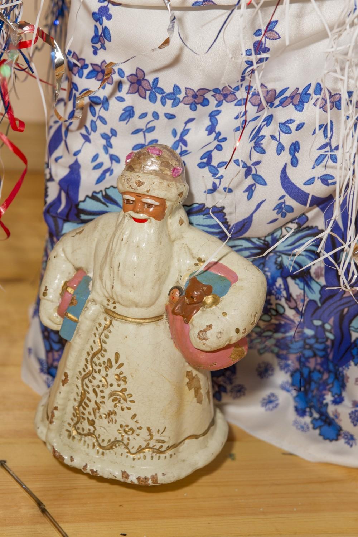 Празднование Новолетия. 25 декабря. Детский праздник и колядные вечорки.