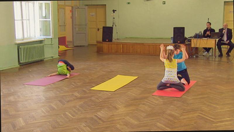 детская йога в Минске