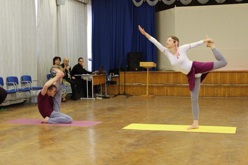Фестивали йоги
