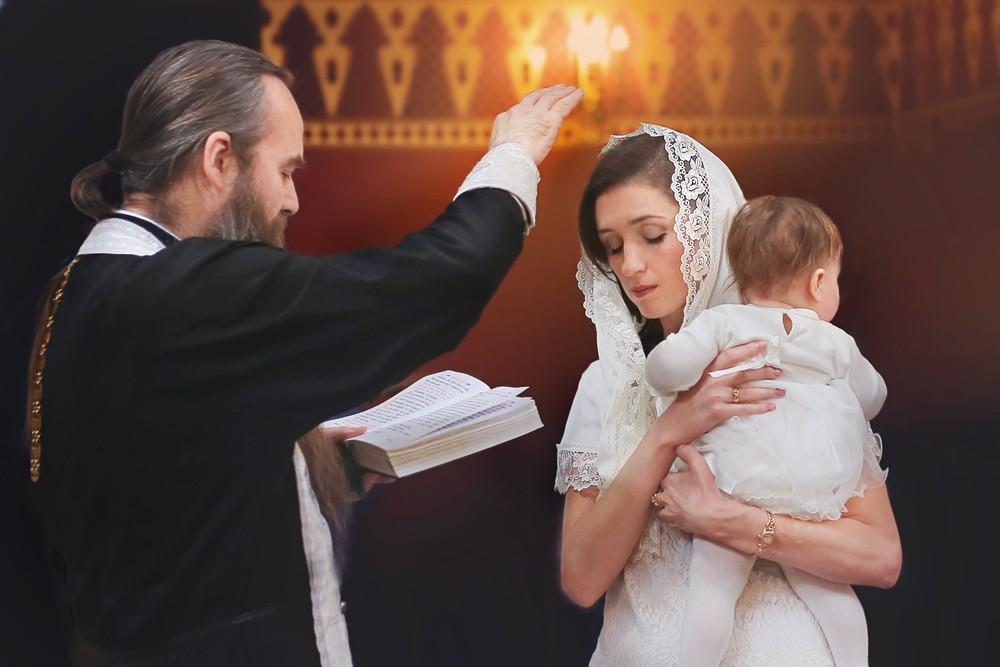 портфолио - таинство крещения
