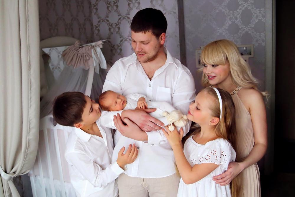 портфолио - домашние фотосессии (детки до 1 года)